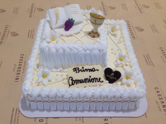 Immagini per battesimo perfect torta porta bomboniere per for 2000 piani di piani a due piani
