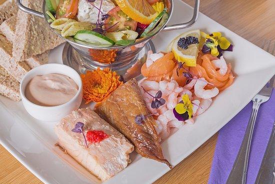 The Hazelmere: Hazelmere Tea House lunch