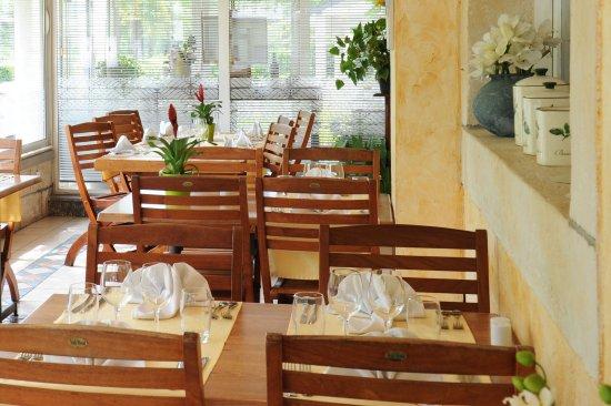 terrasse couverte ferm e aux murs patin s l 39 ancienne. Black Bedroom Furniture Sets. Home Design Ideas