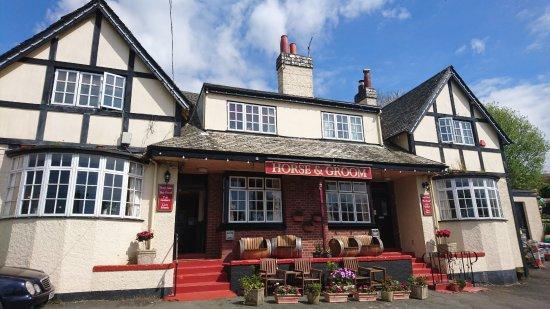 Ivybridge, UK: The Horse and Groom Bittaford