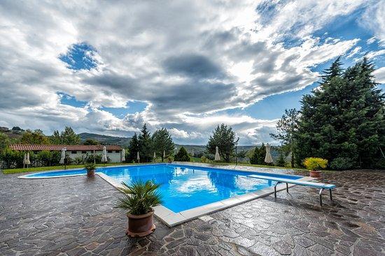 Novafeltria, Italië: Dopo una pioggia calda, guardate il cielo!!!