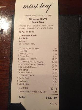 Mint Leaf Restaurant & Bar: photo9.jpg