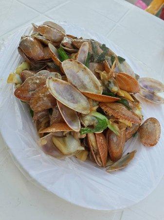 Beihai, China: Local seafood