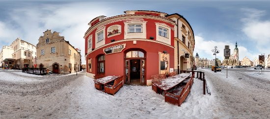 Tabor, Τσεχική Δημοκρατία: V zimě