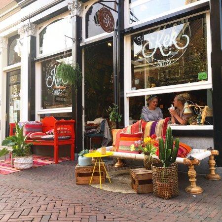 Kek - De koffiebar van Delft