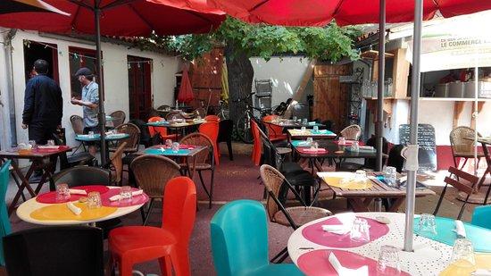 Restaurant Velo Sentimental Toulouse