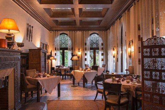 La Villa des Orangers - Restaurant : Restaurant principal
