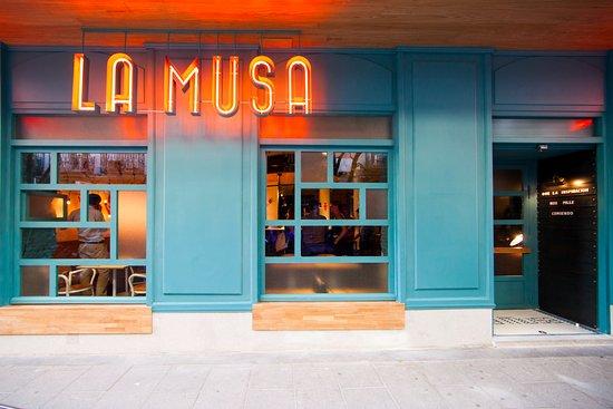 La Musa Madrid Universidad Restaurant Reviews Phone Number Amp Photos Tripadvisor