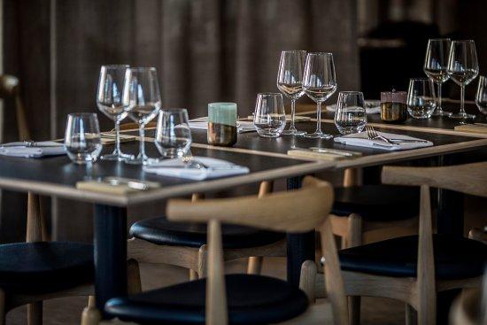 Kastrup, Danmark: Brasserie X