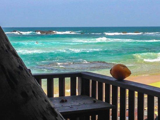 Wijaya Beach Restaurant: Great views
