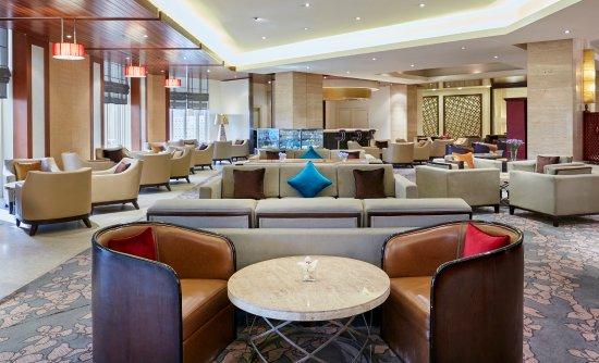 The Tea Lounge at InterContinental Doha