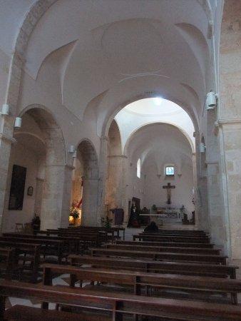 San Marco in Lamis, Italien: navata