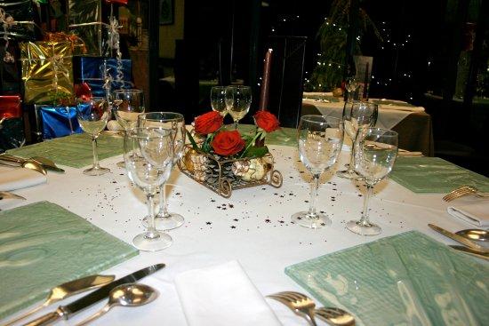 La Table d' Antoine : Table de fête