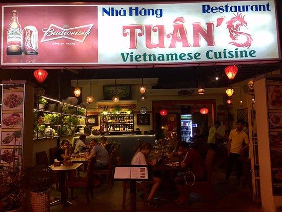 Tuan S Vietnamese Cuisine Nha Trang Restaurant Reviews