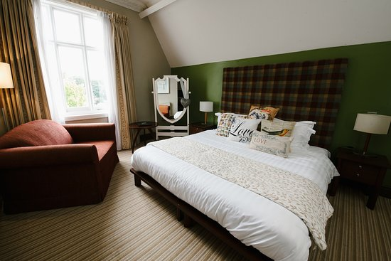 Dorridge, UK: King size room