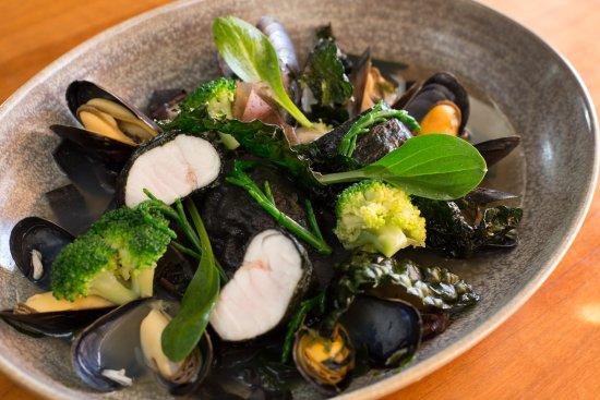 Kota Restaurant: Jude's Rockpool dish