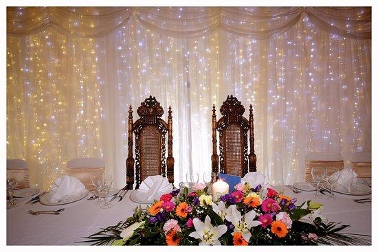 Roscrea, Ireland: Wedding venue
