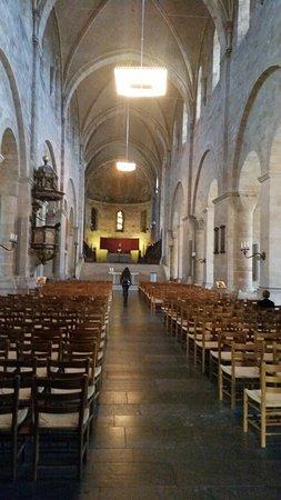 Lund, Zweden: tišina u crkva ,taj dan je bi DAN ŠUTNJE