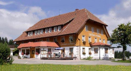 Sankt Margen, เยอรมนี: Unser Hotel