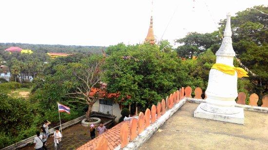 Sathing Phra, تايلاند: ทัศนียภาพจากด้านบน