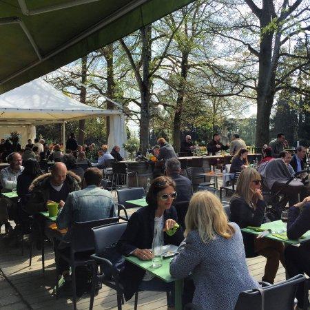 Thabor La Terrasse: 300 places en extérieur, au coeur d'un parc de 10 hectares...