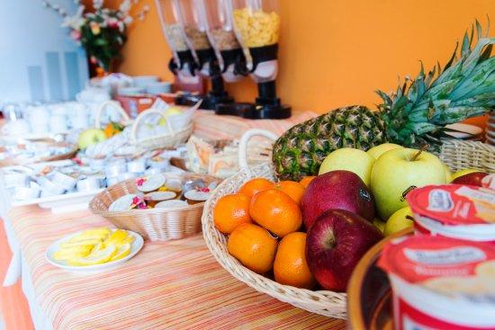 Altopascio, Italien: prima colazione a buffet, per un inizio di giornata con i fiocchi!