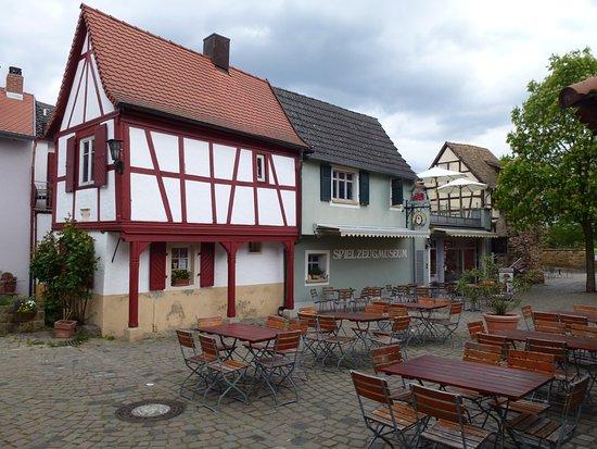 Historischen Spielzeugmuseum Freinsheim