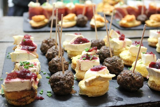 Buffet menu or canape menu 39 s available for your special for Canape buffet menus