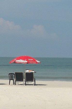 Pantai Cenang, Malásia: rest the mid