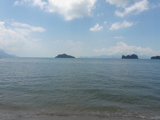 Pantai Cenang, Malásia: very good .. clean beach