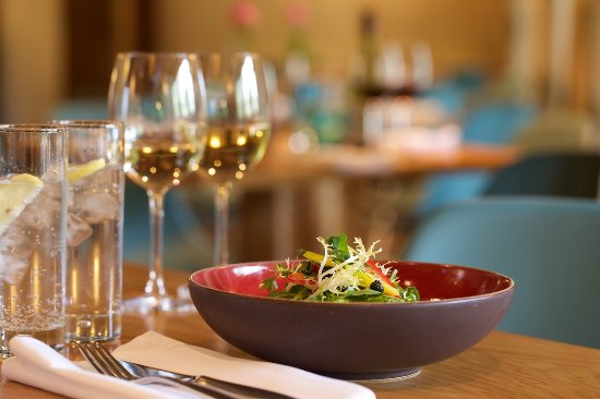 Brasserie at the Swan Hotel Lavenham Picture
