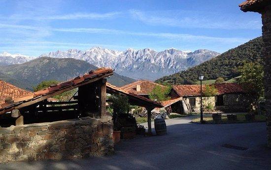 casa rural tudes cantabria