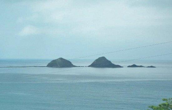 Pagudpud, Filippijnen: the islands