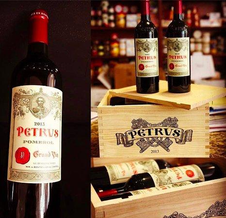 PETRUS  🔝 Special wine...🍷