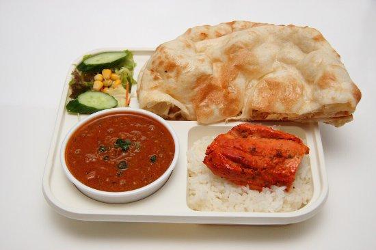 Tendo, Japón: Sultan Indian Restaurant