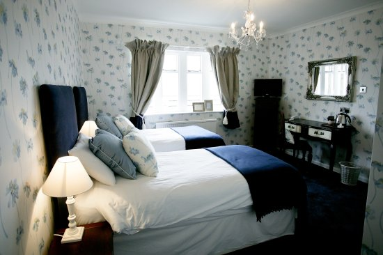 ستيرك هاوس هوتل آند سبا: Twin Bedrooms