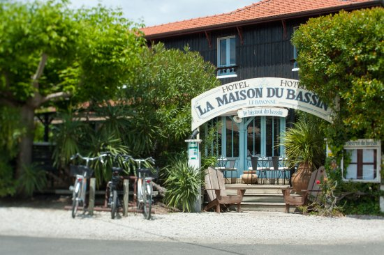 la maison du bassin lege cap ferret restaurantanmeldelser tripadvisor. Black Bedroom Furniture Sets. Home Design Ideas