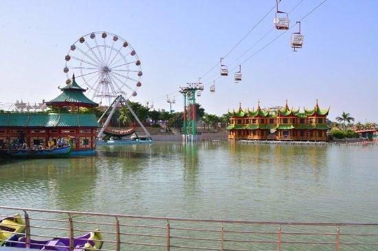 Kanpur, Indien: Lake View