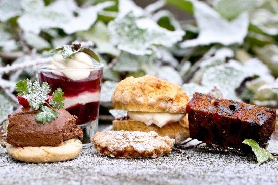 Gisburn, UK: Festive Afternoon Teas