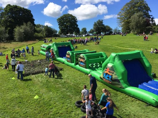 Gisburn, UK: Family Fun Days