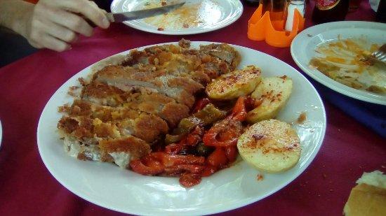 Las Médulas, España: IMG-20170417-WA0009_large.jpg