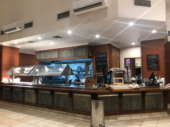 Cloncurry, Australia: Great food and great service