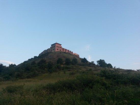 Sumeg, Ungern: und die Aussicht auf die Burg war atemberaubend