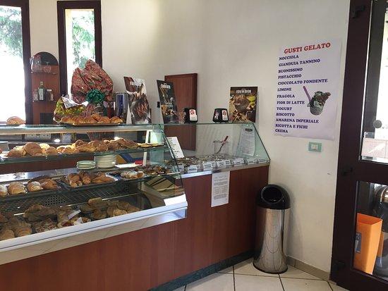 Riolo Terme, Italia: Banco dei gelati