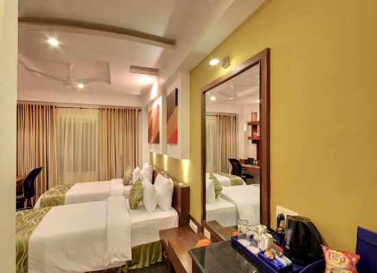 Interior - Picture of Golden Tulip Bangalore Electronics City, Bengaluru - Tripadvisor