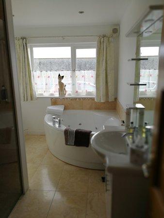 Denham House: Badezimmer