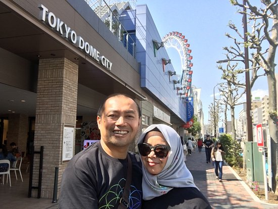 Tokyo Dome City : photo1.jpg