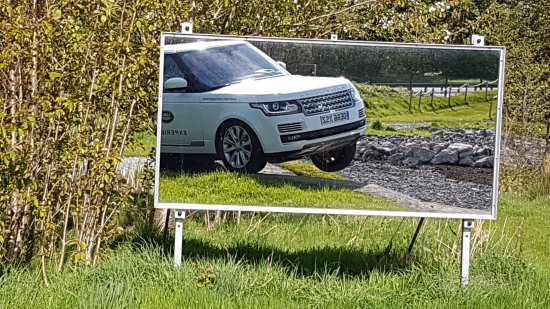 Driving Experience Picture Of Land Rover Liverpool