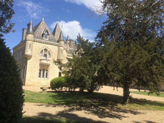 Bordovino Wine Tasting Day Tours : Chatau Baleau