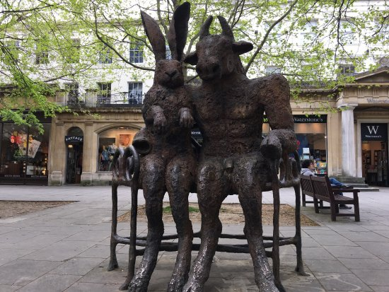 The Minotaur and the Hare